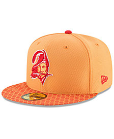 New Era Tampa Bay Buccaneers Sideline 59FIFTY Cap