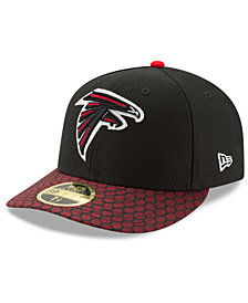 New Era Atlanta Falcons Sideline Low Profile 59FIFTY Fitted Cap