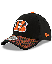 New Era Cincinnati Bengals Sideline 39THIRTY Cap