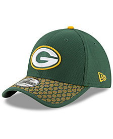 New Era Green Bay Packers Sideline 39THIRTY Cap