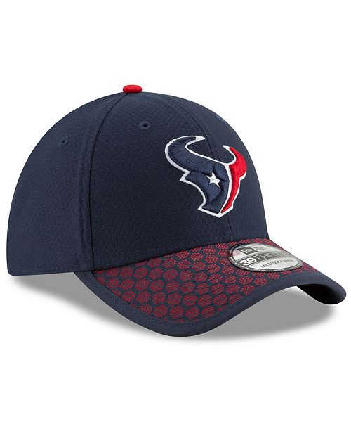 New Era Houston Texans Sideline 39THIRTY Cap - Sports Fan Shop By ... bc4320858727