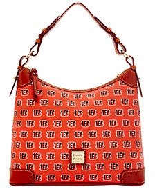 Dooney & Bourke Cincinnati Bengals Hobo Bag