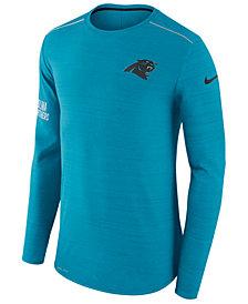 Nike Men's Carolina Panthers Player Top Long Sleeve T-Shirt