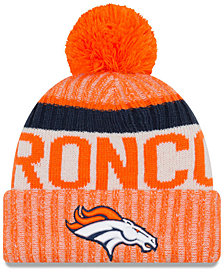 New Era Denver Broncos Sport Knit Hat