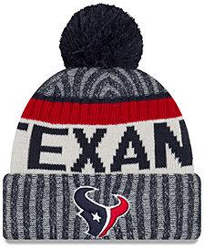 New Era Houston Texans Sport Knit Hat