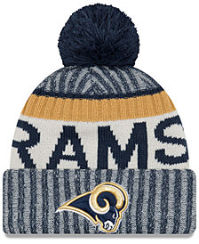 New Era Los Angeles Rams Sport Knit Hat