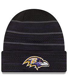 New Era Baltimore Ravens Touchdown Cuff Knit Hat