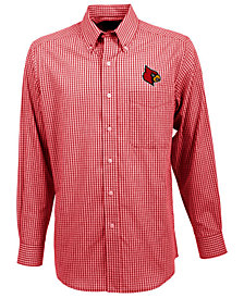 Columbia Men's Louisville Cardinals Associate Button Up