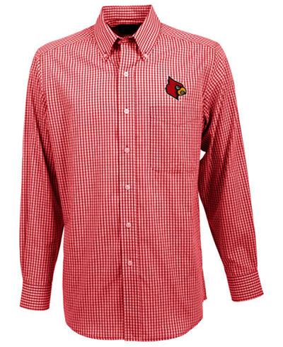 Columbia Men's Louisville Cardinals Associate Button Up