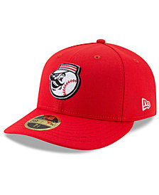 New Era Cincinnati Reds Little League Classic Low Profile 59FIFTY Fitted Cap