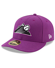 New Era Colorado Rockies Little League Classic Low Profile 59FIFTY Fitted Cap