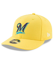 New Era Milwaukee Brewers Little League Classic Low Profile 59FIFTY Fitted Cap