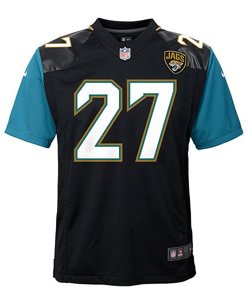 buy popular c0782 fca79 Leonard Fournette Jacksonville Jaguars Game Jersey, Big Boys (8-20)