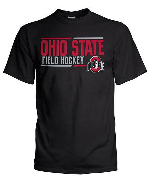 J America Men's Ohio State Buckeyes Sport Hit T-Shirt