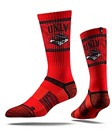 UNLV Runnin Rebels Crew Socks II
