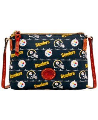 Pittsburgh Steelers Nylon Crossbody Pouchette