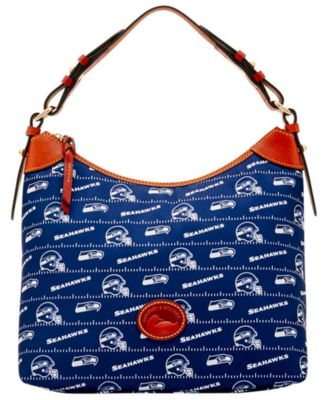 Seattle Seahawks Nylon Hobo