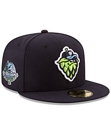 New Era Hillsboro Hops AC 59FIFTY Fitted Cap
