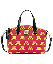Dooney & Bourke Minnesota Golden Gophers Ruby Mini Satchel Crossbody
