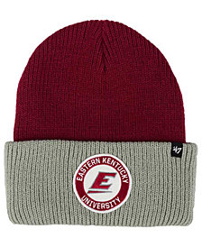 '47 Brand Eastern Kentucky Colonels Ice Block Knit