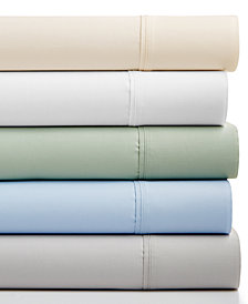 AQ Textiles Bradford StayFit 800 Thread Count 6-Pc. Extra Deep Pocket Sheet Set Collection