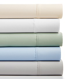 CLOSEOUT! AQ Textiles Bradford StayFit 6-Pc. Sheet Sets, 800 Thread Count Combed Cotton Blend