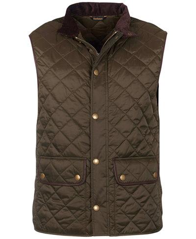 Sam Heughan for Barbour Men's Tantallon Quilted Vest - Coats ... : quilted mens vest - Adamdwight.com