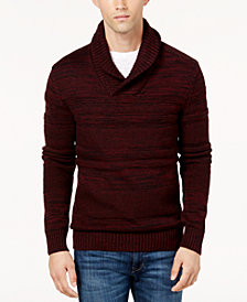 American Rag Men's Shawl Collar Sweater, Created for Macy's