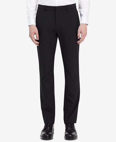 Calvin Klein Men's Infinite Tech Suit Pants