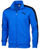 51766c8e3c241 Puma Men s Fleece Core Track Jacket
