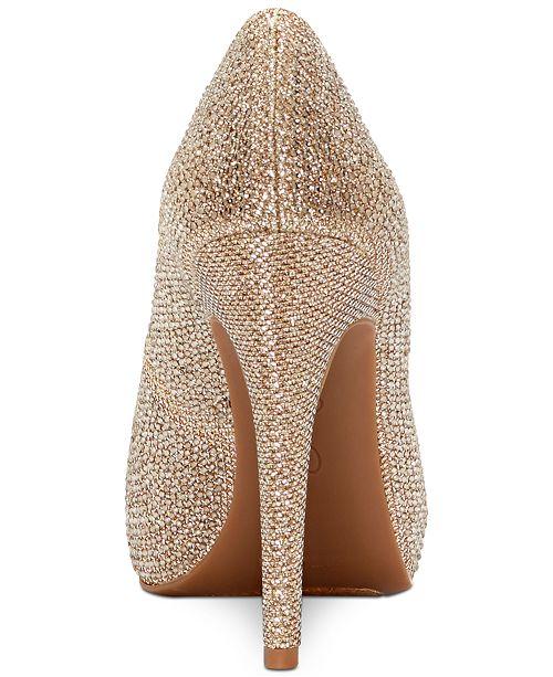 1f6f7ef28cc Jessica Simpson Parisah Platform Pumps   Reviews - Pumps - Shoes ...
