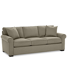 "Astra 91"" Fabric Sofa - Custom Colors, Created for Macy's"