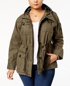Levi's® Plus Size Utility Jacket
