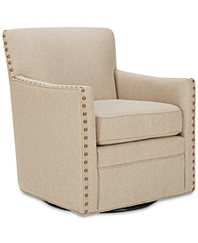 Easton Swivel Chair, Quick Ship