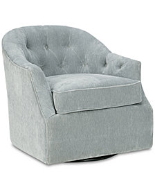 Cassidy Swivel Chair, Quick Ship