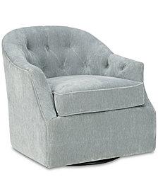 Calvin Swivel Chair, Quick Ship