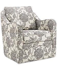 Dulce Swivel Chair, Quick Ship