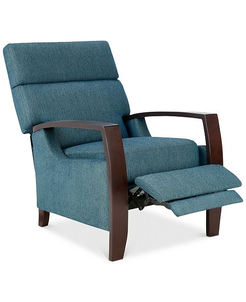 Madison Park Leland Recliner, Quick Ship