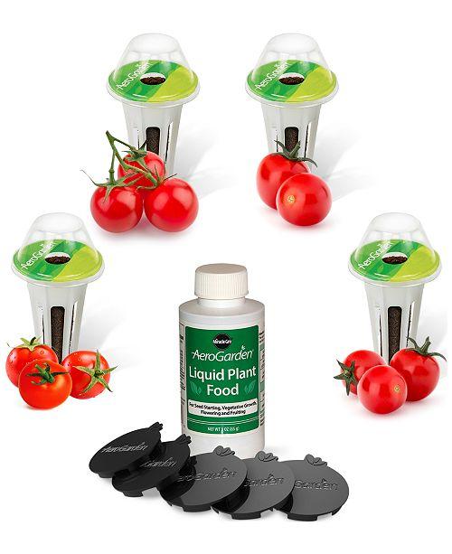 AeroGarden Heirloom Cherry Tomatoes 9-Pod Refill Kit