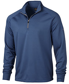 Greg Norman for Tasso Elba Men's Comfort Series Quarter-Zip Sweatshirt, Created for Macy's