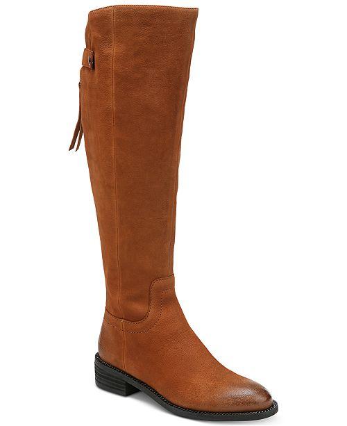 081adecda03f Franco Sarto Brindley Wide-Calf Boots   Reviews - Boots - Shoes - Macy s
