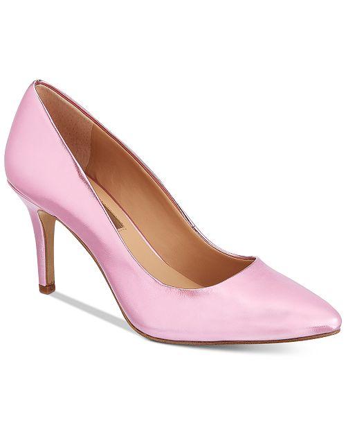 309e0088b7 INC International Concepts I.N.C. Women's Zitah Pointed Toe Pumps, Created  for Macy's