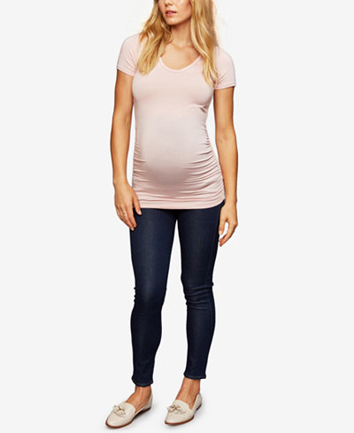Citizens of Humanity Maternity Dark Wash Skinny Jeans