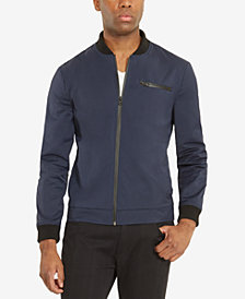 Kenneth Cole Reaction Men's Tech Bomber Jacket