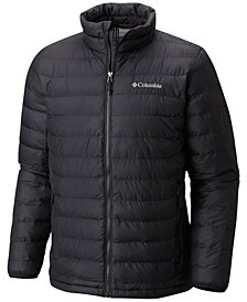 Columbia Men's Big and Tall Oyanta Trail Insulated Jacket