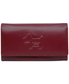 Radley London Shadow Large Flapover Matinee Wallet