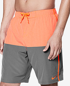 "Nike Men's Colorblocked 9"" Volley Shorts"