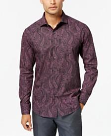 Purple Mens Dress Shirts - Macy's