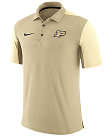 Nike Men's Purdue Boilermakers Team Issue Polo