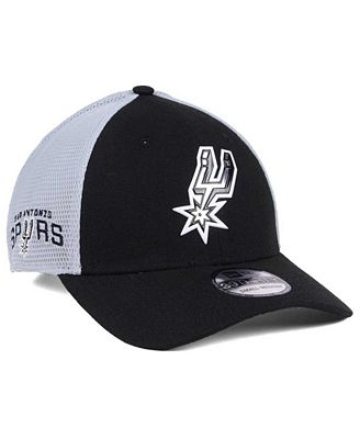 low priced 3afd6 088e0 ... promo code for new era san antonio spurs on court 39thirty cap sports  fan shop by